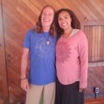 Me and Kaypacha, Saltspring Island, BC 2017